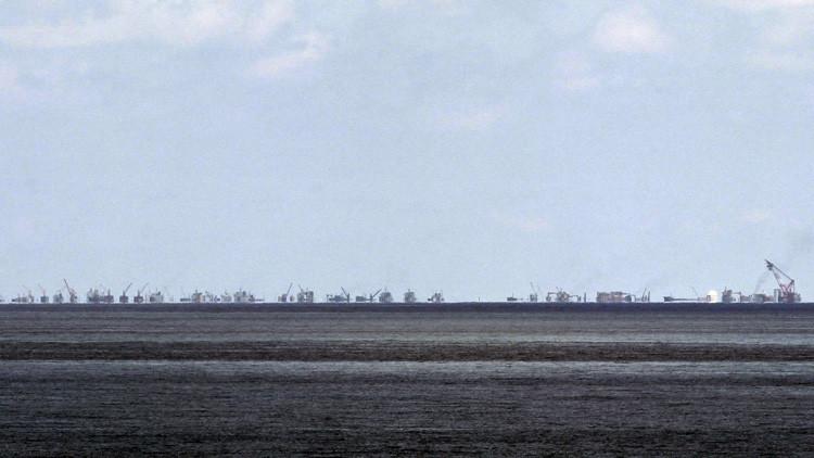Filipinas aplaza obras en las islas del mar de la China Meridional para no provocar a Pekín