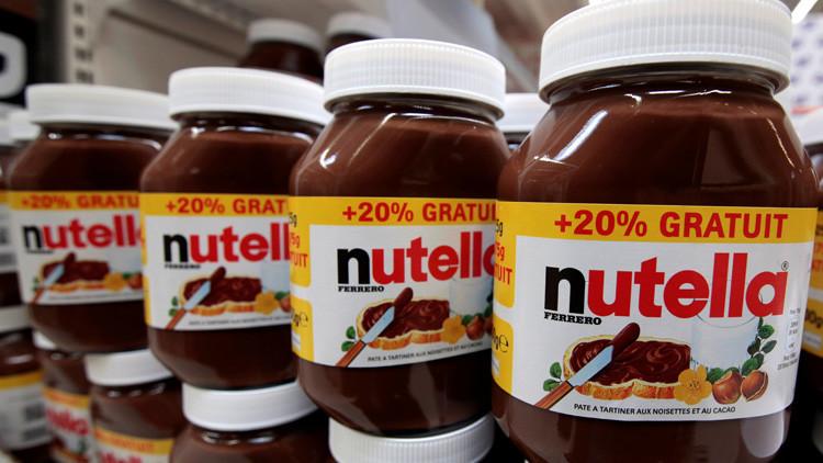 ¿Puede Nutella causar cáncer?