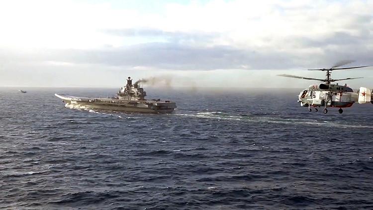 """""""Los cómplices de los terroristas presionaron a España para prohibir la entrada a buques rusos"""""""