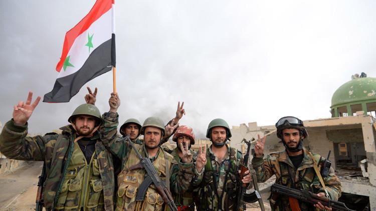 EE.UU. impone sanciones sobre las fuerzas armadas y de seguridad de Siria