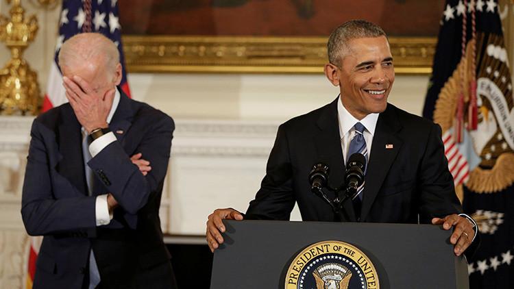 Video: Joe Biden se emociona hasta las lágrimas al recibir la Medalla Presidencial de la Libertad