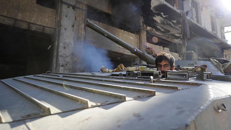 El Ejército de Siria advierte a Israel sobre las consecuencias del ataque a su aeropuerto
