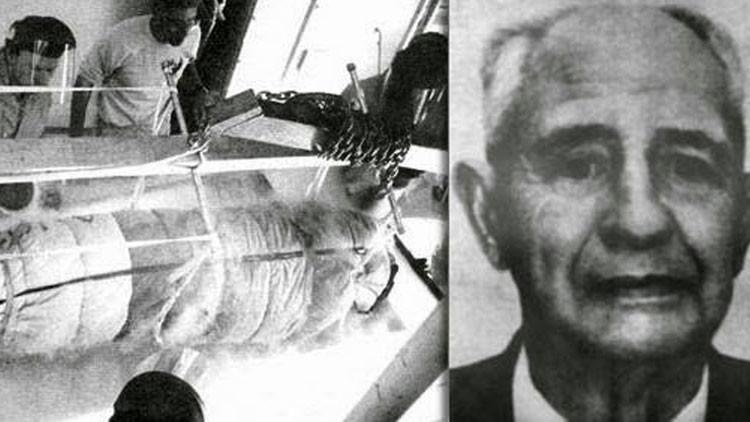 Helado por 50 años: El primer hombre criogenizado todavía espera su resurreción