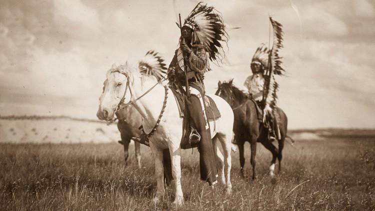 Sumérjase en la legendaria cultura del indio norteamericano con estas fascinantes fotografías