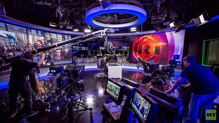 """""""Se nos acaban las palomitas"""": La directora de RT sobre las acusaciones de 'hackeo' del canal C-SPAN"""