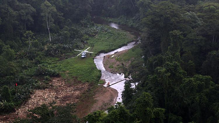 Un grupo de expedicionarios, víctimas de una 'maldición' en la legendaria 'Ciudad del Dios Mono'