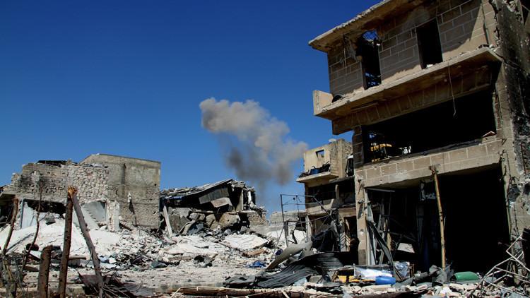 Rusia: El EI y el Frente Al Nusra usan armas químicas en Siria e Irak
