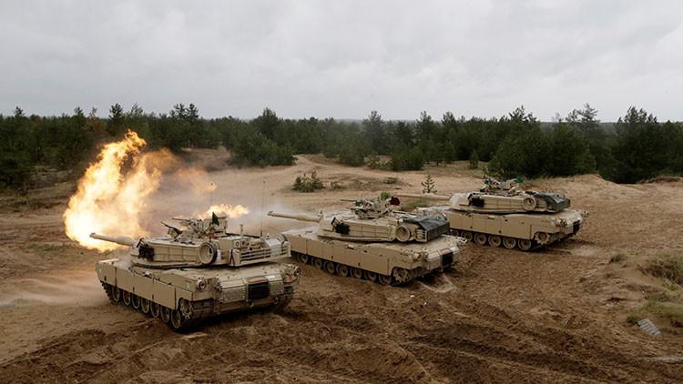 El fin del Abrams: El Pentágono desarrollará un nuevo supertanque de guerra para 2030