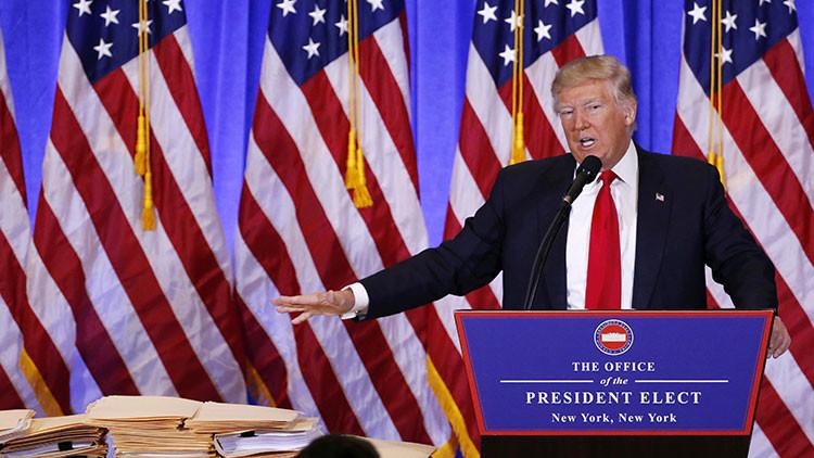 Trump anuncia las condiciones para levantar las sanciones contra Rusia