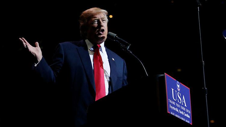 """Trump: """"La política de una sola China es objeto de negociación"""""""