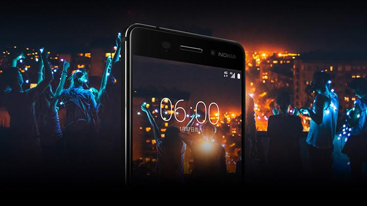 El Nokia 6 causa furor en su primer día de preventa