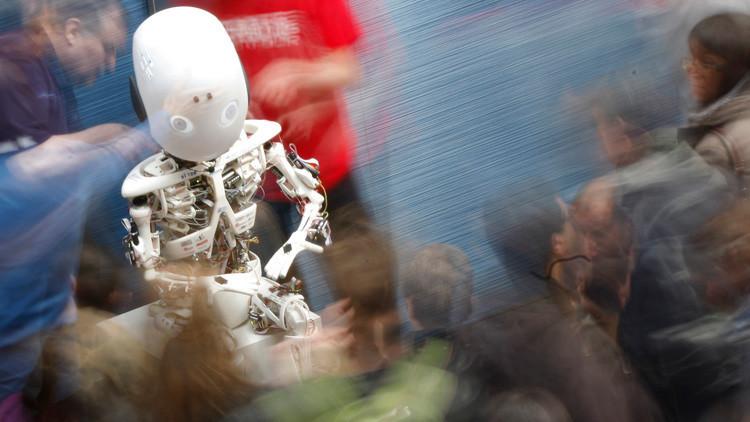 'Ciudadano Electrónico': El Parlamento Europeo redacta los derechos y leyes para los robots
