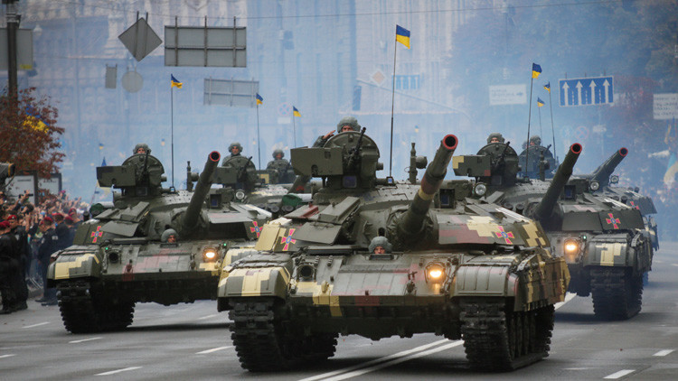 Ucrania patenta el tanque T-Rex para que compita con el Armata ruso: ¿Es tan temible como lo pintan?
