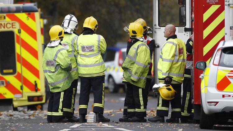 VIDEO: Una gran explosión sacude un café en Manchester