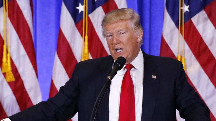 "Trump: Fuentes de Inteligencia tildan de ""fraude total"" el informe ""comprometedor"""