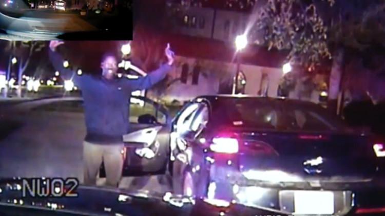 VIDEO: La violenta detención de un afroamericano por 'robar' su propio automóvil