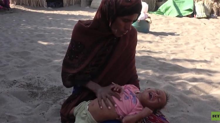 Vivir sin comida ni medicinas: Así es Yemen que está al borde del colapso
