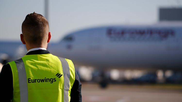 Amenaza de bomba en un avión de pasajeros en Kuwait