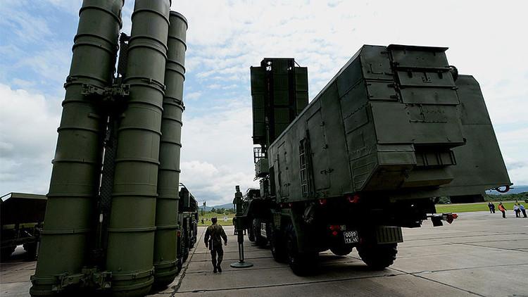 Rusia refuerza su escudo antimisiles en Crimea con los sistemas S-400 (VIDEO)