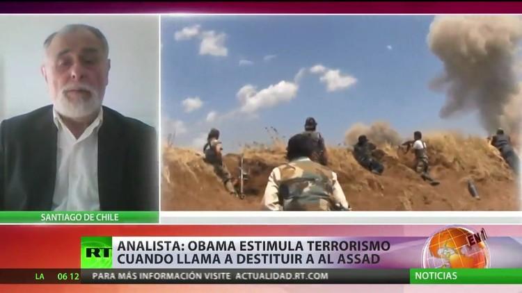 El audio filtrado de John Kerry revela que EE.UU. usó al Estado Islámico contra Al Assad