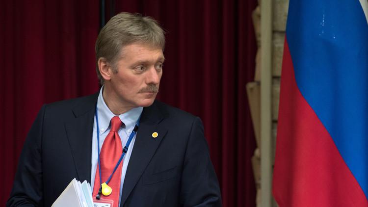 """Kremlin: """"Rusia nunca culpa al Gobierno de EE.UU. de los ciberataques que ha sufrido"""""""
