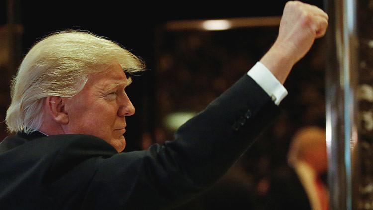 Trump se abstendría de usar la cuenta oficial del presidente de EE.UU. en Twitter