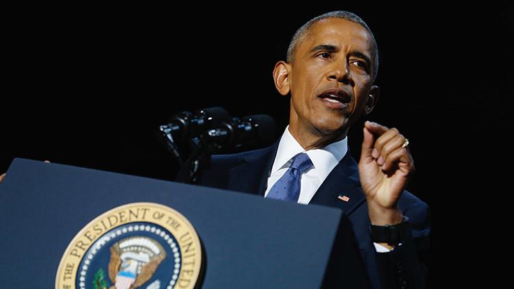 Obama, preocupado porque se confía más en Rusia que en EE.UU.