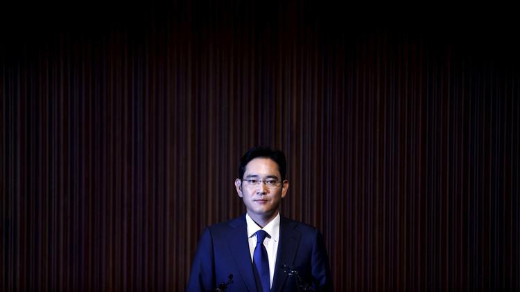 Solicitan orden de arresto contra el vicepresidente y heredero de Samsung por corrupción