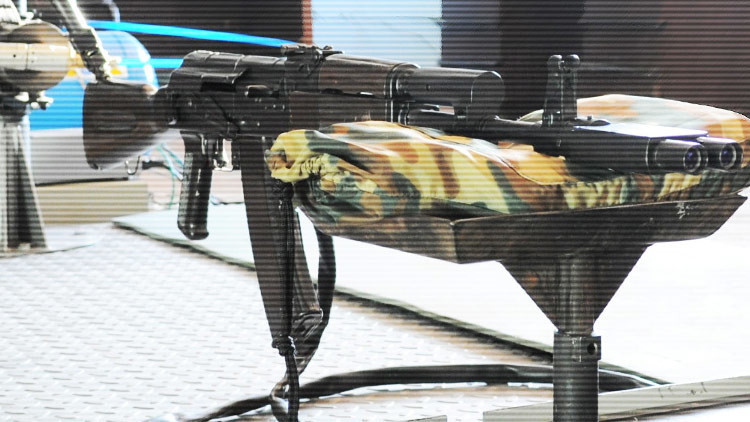 Foto: El Ejército ruso estrena un simulador de tiro que reproduce todas las condiciones de combate