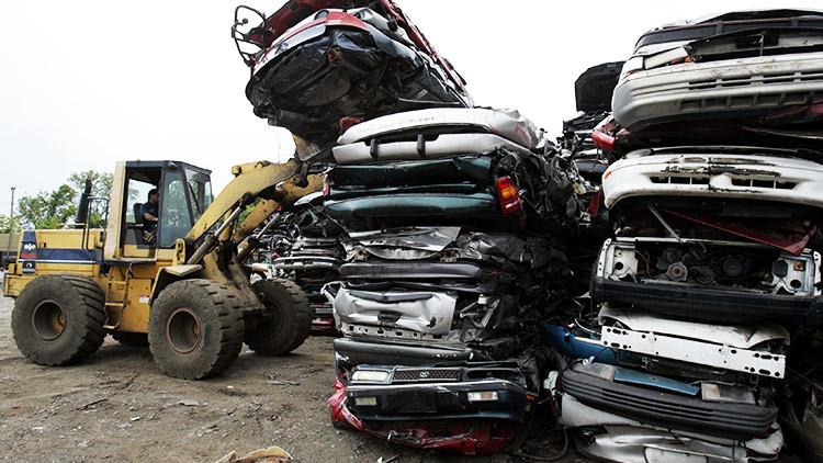 """El vicecanciller alemán promete un """"mal despertar"""" para los fabricantes de coches en Norteamérica"""