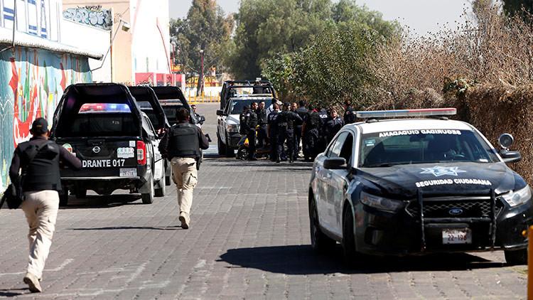 México: Hallan cinco cabezas sobre una camioneta en Chilpancingo