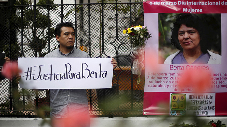 ¿Por qué un ambientalista mexicano demanda al Estado de Honduras?