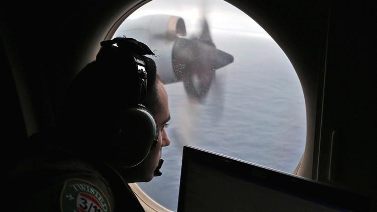 Cancelan la operación de búsqueda del MH370 de Malaysia Airlines