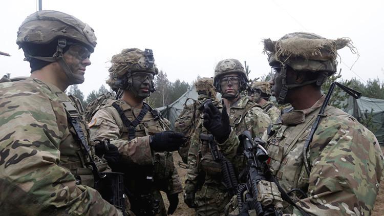 """Moscú: """"El despliegue de tropas de la OTAN cerca de Rusia indica que su Inteligencia funciona mal"""""""