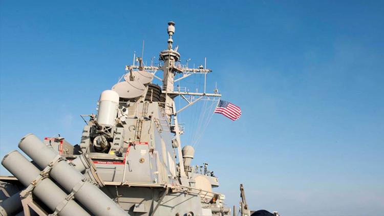 EE.UU. desarrolla mini proyectiles para defender sus buques contra enjambres de drones