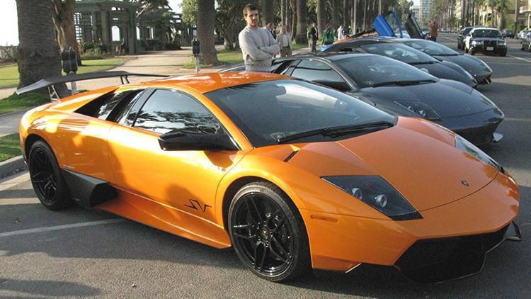 ¿Repartirá McDonald's comida a domicilio con Lamborghinis en Dubái?