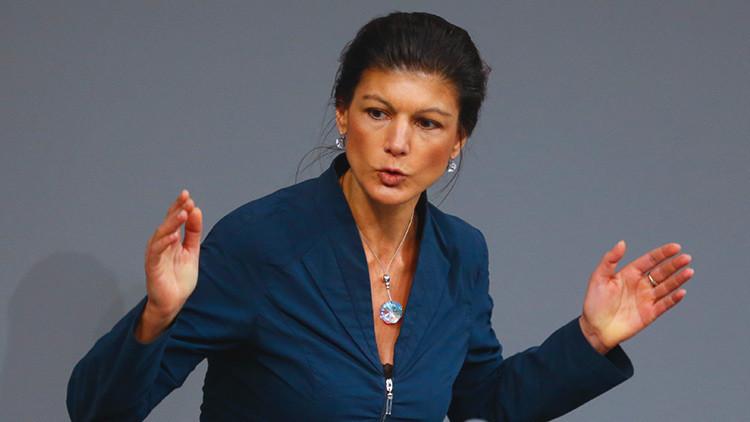 La líder de la oposición alemana insta pactar asuntos de seguridad con Rusia y disolver la OTAN