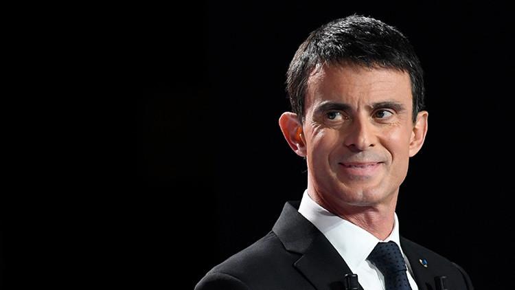 Agreden al precandidato socialista para las presidenciales francesas (VIDEO)