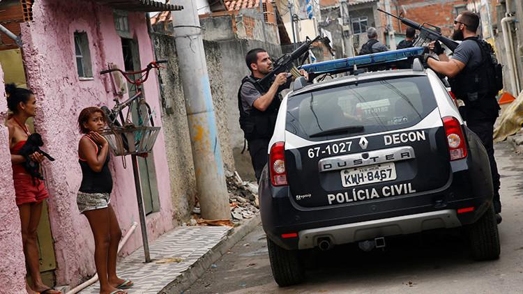 """""""En Colombia había un Pablo Escobar, en Brasil tenemos más de 50"""""""