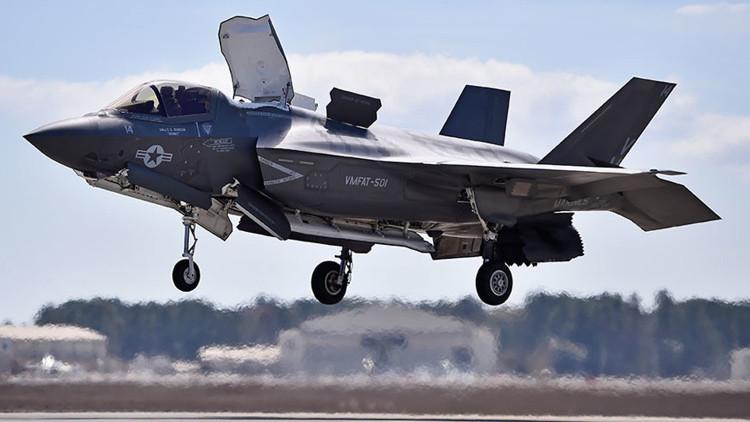 Informe del Pentágono: El F-35 tiene 276 deficiencias y aún no es apto para operaciones de combate