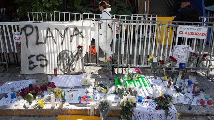Los Zetas se atribuye la matanza en festival musical en México