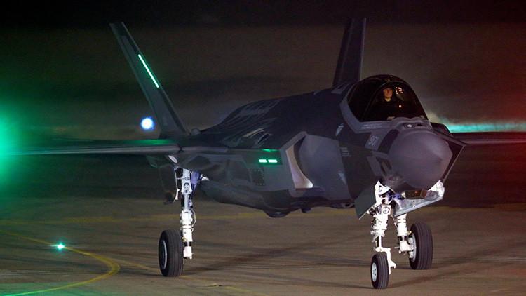 EE.UU. despliega su primera tanda de aviones F-35 en el sur de Japón