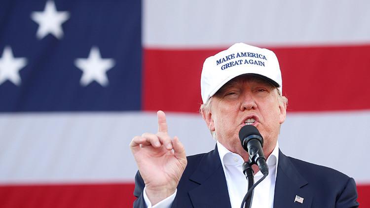 Trump ya tiene un lema para su campaña presidencial del 2020
