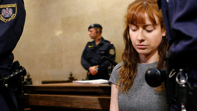 Transfieren a una española en Austria a una cárcel para hombres por ser demasiado peligrosa