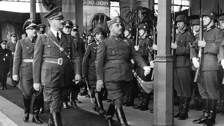 """La Fundación Franco insiste en que 'el caudillo' """"fue la antítesis de Hitler"""""""