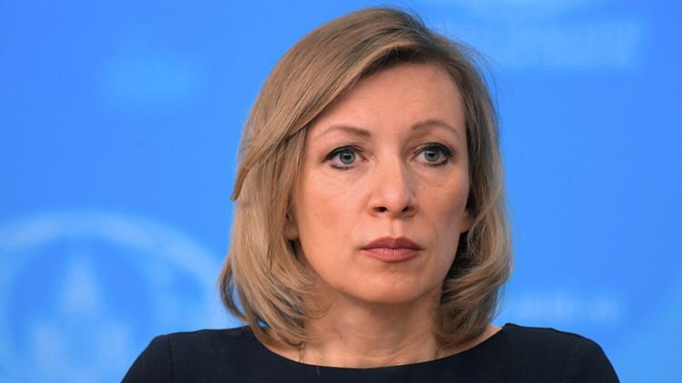 """Cancillería de Rusia: El bloqueo parcial de RT en las redes sociales es """"inadmisible"""""""