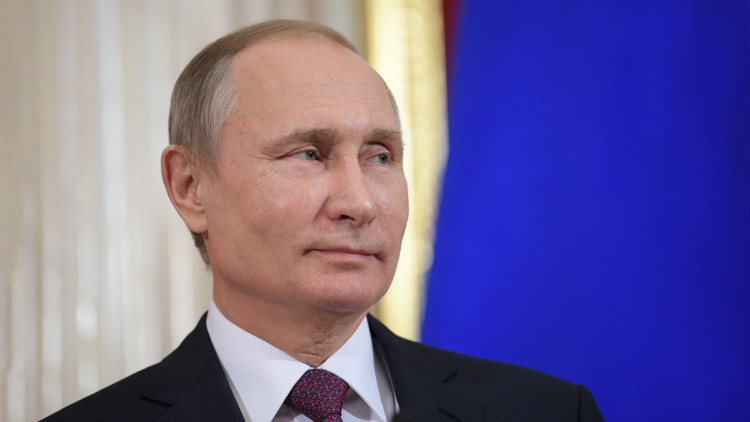 Putin es el primer ganador del Premio Hugo Chavez a la Paz y Soberanía