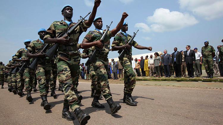 """""""Un día que los ciudadanos no olvidarán"""": Las tropas de Senegal entran en Gambia"""