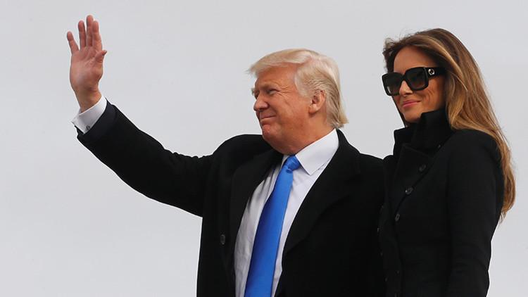 10 cifras curiosas en la toma de posesión de Donald Trump
