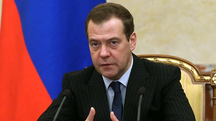 """Medvédev: """"Relaciones rotas EE.UU.–Rusia, el peor error de la administración de Obama"""""""